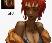 Isfj myers briggs avatar