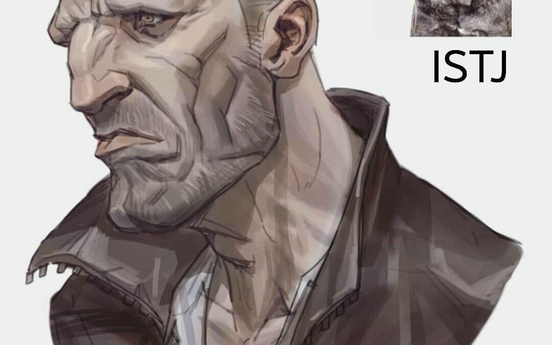 Myers Briggs personality avatars