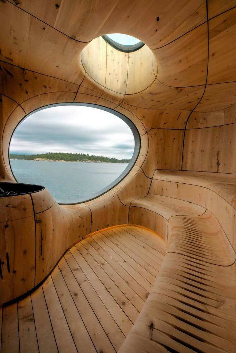This Sauna In Finland