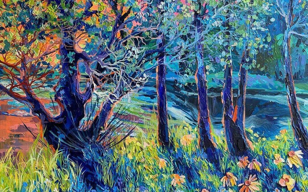 Anastasia Trusova's Wonderful Artwork